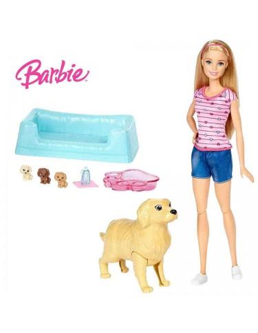 Barbie Y Sus Perritos Sorpresa 887961465624