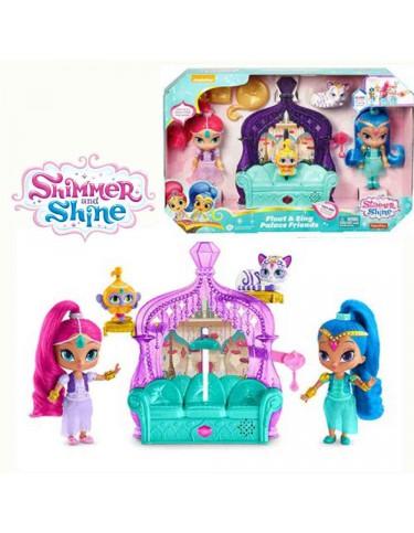 Shimmer y Shine Trono 887961490541