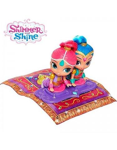 Shimmer y Shine Alfombra Mágica Voladora 887961526004