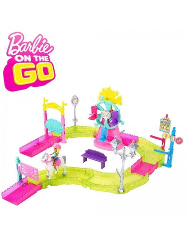 Barbie On The Go Parque de Atracciones 887961529760