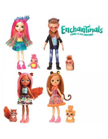 Enchantimals Muñecas 887961591620