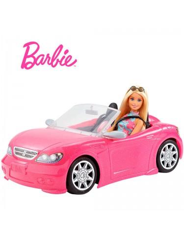 Barbie Coche 887961615517