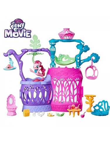 My Little Pony Castillo Luces y Agua 5010993365555