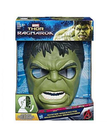Máscara Hulk Ragnarok 5010993366668