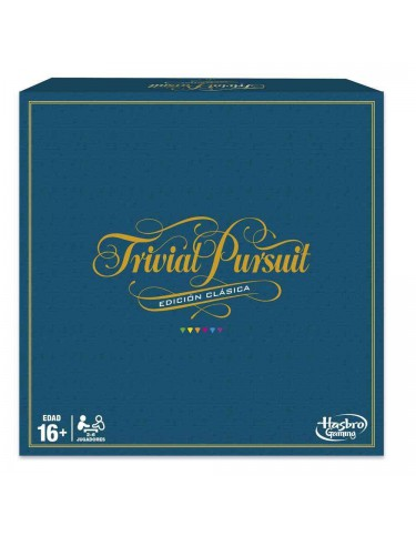 Trivial Pursuit Edición Clásica 5010993389544