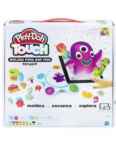 Playdoh Touch Animales 5010993394449