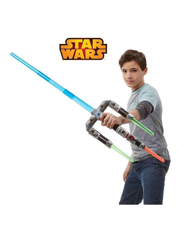 Star Wars Episodio VII Jedi Master Lightsaber 5010994896218