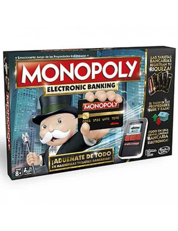 Monopoly Electrónic Banking 5010994951511