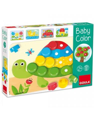 Juego de Colores Baby Color Goula 8410446531402