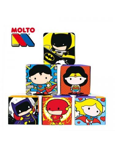 Super Heroes Cubos de Actividades