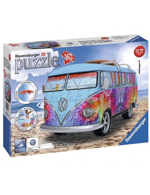 Camper Volkswagen 3D Puzzle Indian Summer 4005556125272