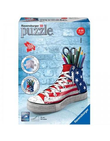 Puzzle 3D Portalápices 4005556125494