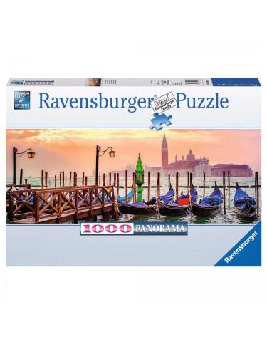 Góndolas En Venecia Puzzle 1000pz 4005556150823