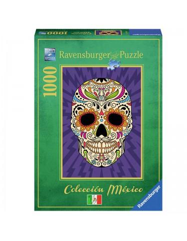 Calavera Mexicana Puzzle 1000pz 4005556196869
