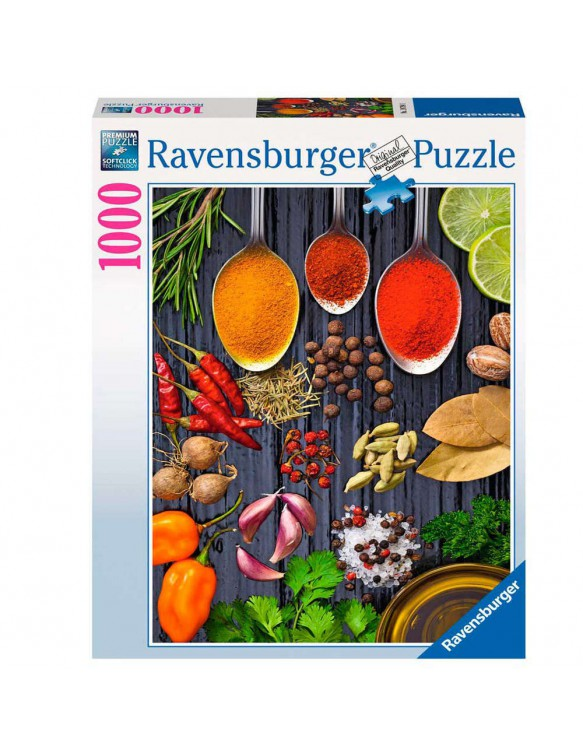 Especias Puzzle 1000pz 4005556197941