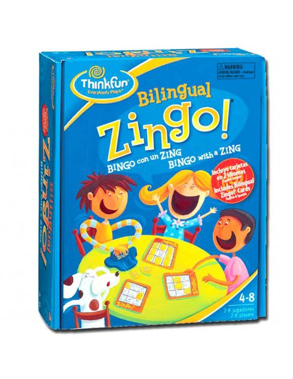 Zingo Bilingüe (Español-Inglés) 4005556763214