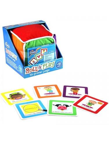 Roll&Play Juego Primera Infancia 4005556763221