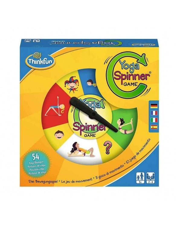 Yoga Spinner Juego Thinkfun 4005556763290