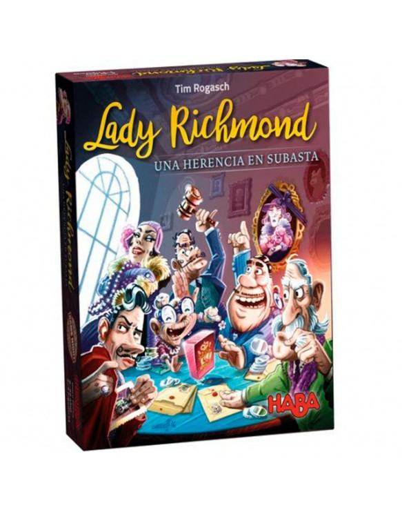 Lady Richmond. Una Herencia en Subasta. 4010168225913