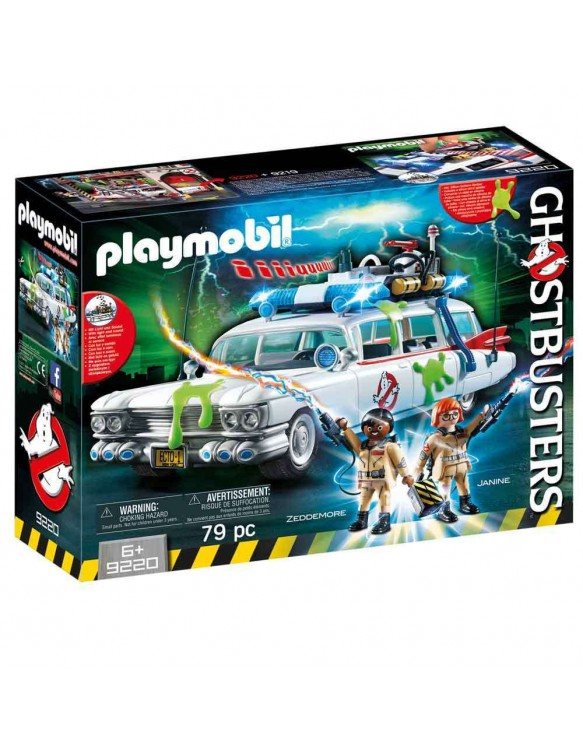 Playmobil Ecto 1 Ghostbusters 4008789092205