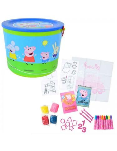 Peppa Pig Cubo de Actividades 8435442402310