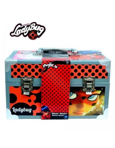 Ladybug Maletín Metálico 8435442411732