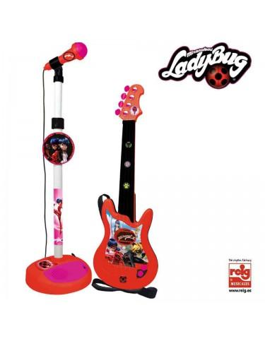 Ladybug Micro Y Guitarra 8411865026753