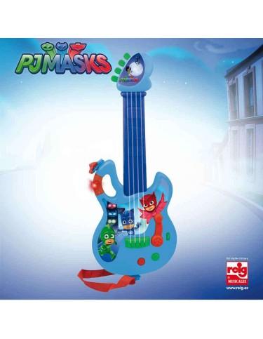 Pj Masks Guitarra Infantil 8411865028740