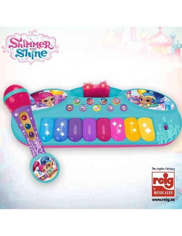 Shimmer y Shine Micro y Piano 8411865035199