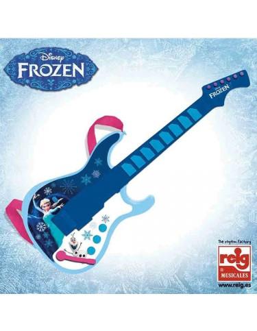 Frozen Guitarra electrónica MP3 y Micro 8411865053889