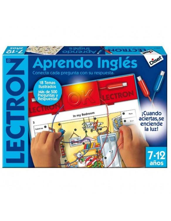 Lectron Aprende Inglés Diset 8410446638170