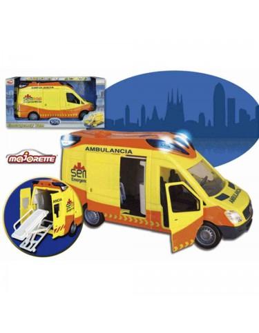 Ambulancia Sem 4006333029011