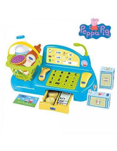 Peppa Pig Caja Registradora 3280250123002