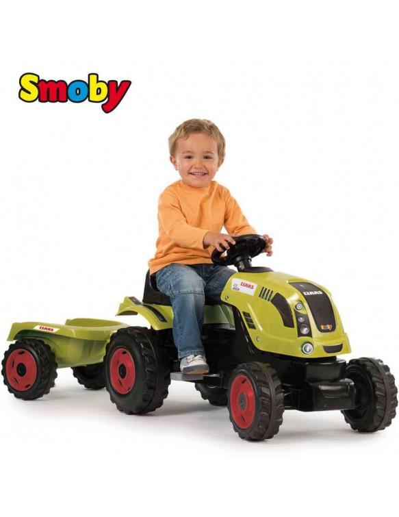 Tractor Claas Farmer Xl con Remolque 3032167101143
