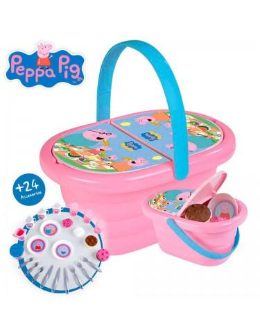 Peppa Pig Cesta Picnic 3032160242034