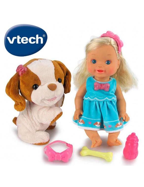 Amelia Y Su Perrito Vtech 3417761975220