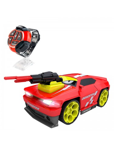 Watch Car Dragster Rojo R/C 8428064931252