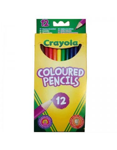 Lápices de Colores Crayola 5010065036123