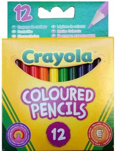 Lápices Pequeños Crayola 5010065041127
