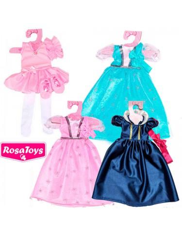 Vestidos para Nancys y Muñecas 38-42cm 8435372601562