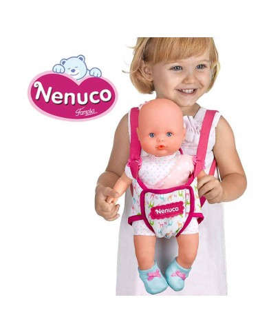 Nenuco Portabebés 8410779001788
