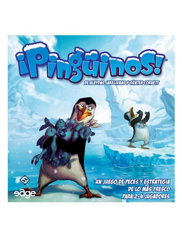Pingüinos 8435407601611