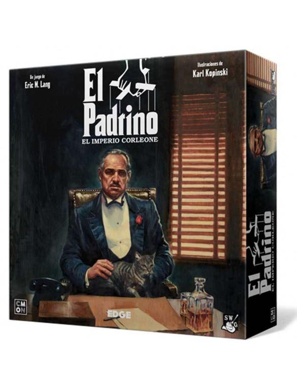 El Padrino: El Imperio Corleone 8435407616028
