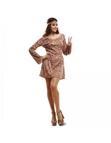 Disfraz Hippie Psicodélica M-L 8435408219891