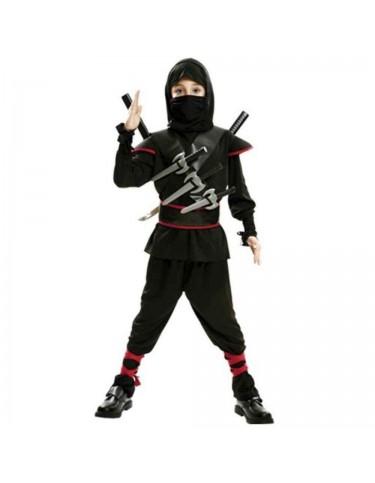Disfraz Ninja Killer 7-9 años 8435408220422