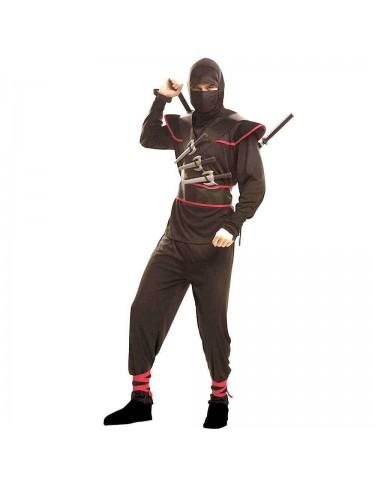 Disfraz Ninja Killer M-L 8435408220668