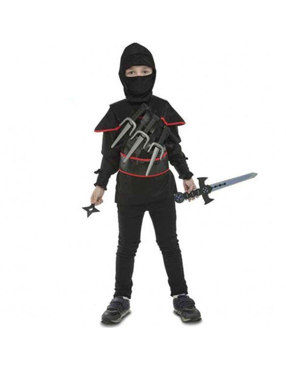 Disfraz Yo Quiero Ser Ninja 3-5 años 8435408241472
