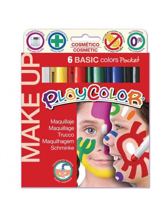 Maquillaje Disfraces Make Up Basic 8414213010015