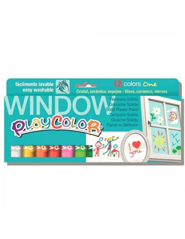 Rotuladores Playcolor Window 8414213020113