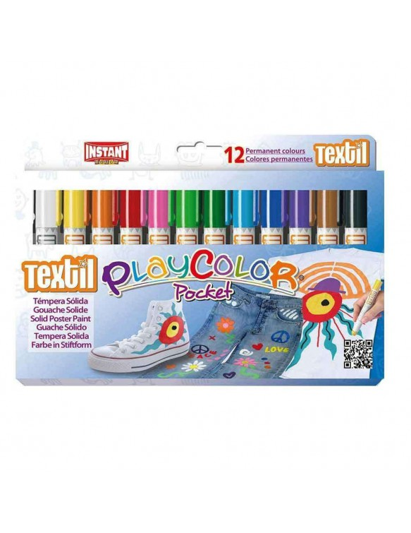 Rotuladores Playcolor Textil 8414213105612